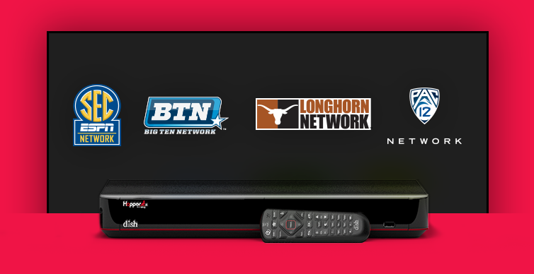 DISH College Sports TV Packages - Joplin, Missouri - Wireless Connections - DISH Authorized Retailer