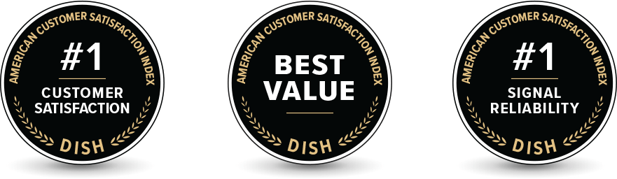 DISH Ranked #1 in Customer Satisfaction - Wireless Connections - DISH Authorized Retailer